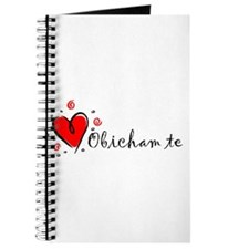"""I Love You"" [Bulgarian] Journal"