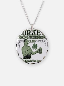 burkes club Necklace