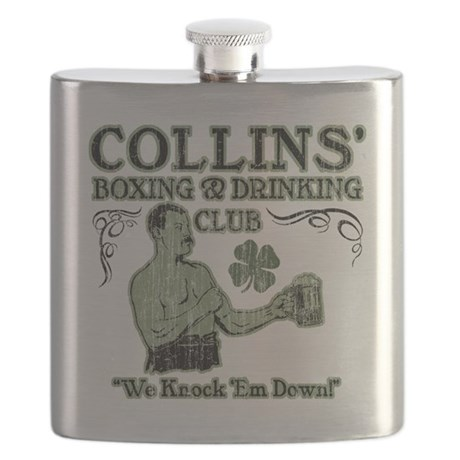collins club Flask
