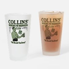 collins club Drinking Glass