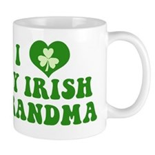 i-love-my-irish-grandma Mug