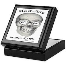 200largeskelton_head__nobgb Keepsake Box