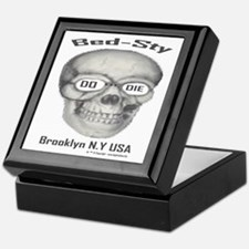 200largeskelton_head__nobgb Keepsake Box