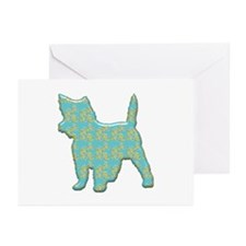 Paisley Cairn Greeting Cards (Pk of 10)
