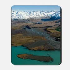 Lake-Tekapo,-mnts--braided-5289-note Mousepad