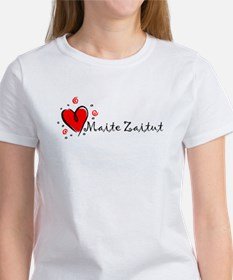 """I Love You"" [Basque] Tee"
