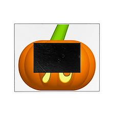 pumpkin_pi_dark Picture Frame