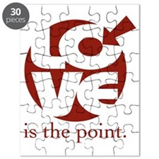 Love is the Point2big Puzzle