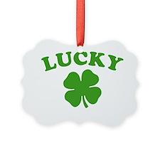 Lucky2 Ornament