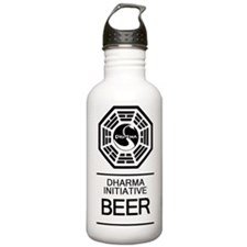 Dharma Beer Stainless Water Bottle 1.0L