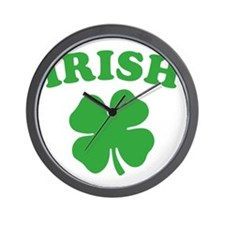 Irish Wall Clock