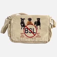 stop_bsl_trans2 Messenger Bag