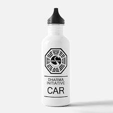Dharma Car Water Bottle
