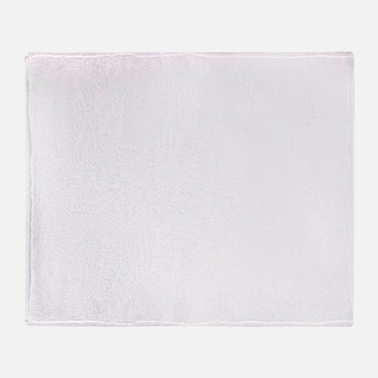 great_wave_white_10x10 Throw Blanket