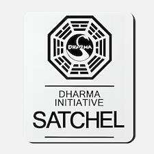 Dharma Satchel Mousepad