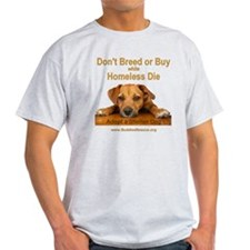 dont_breed_or_buy_puppy_black-1a-tra T-Shirt
