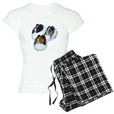 2-just vers heads Pajamas