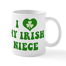 i-love-my-irish-niece Mug
