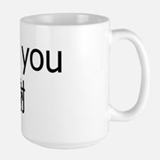 Thank you Large Mug