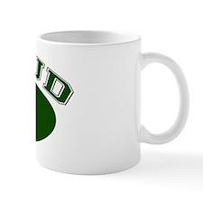 Proud Dad (green) Mug