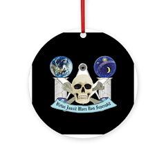 Masonic 14th Degree Ornament (Round)