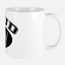 Proud Daddy (black) Mug