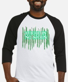Matrix shirt - There Is No Spoon Baseball Jersey
