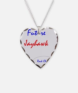 FutureJayhawk2 Necklace