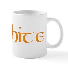 OShite for dark Mug