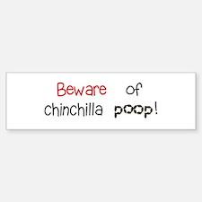 I Throw Poop Bumper Bumper Bumper Sticker