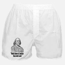 Franklin5 Boxer Shorts