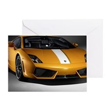 3-Lamborghini-Gallardo-Calendar Greeting Card