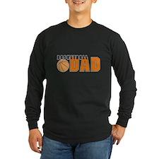 basketdad2transparent Long Sleeve T-Shirt