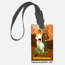 6-Commander Catholic, Captain Ca Luggage Tag