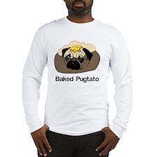 Long Sleeve T-Shirt dual sided