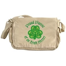 Irish Setter Parent Messenger Bag
