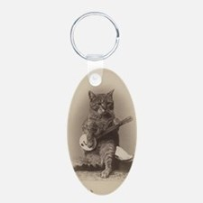 Cat_tee Keychains