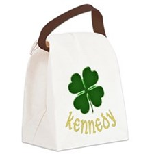 kennedy Canvas Lunch Bag