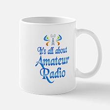 About Amateur Radio Mug