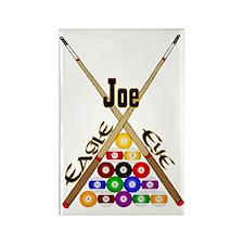 eagle_eye_joe Rectangle Magnet
