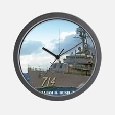 wrrush ddr framed panel print Wall Clock