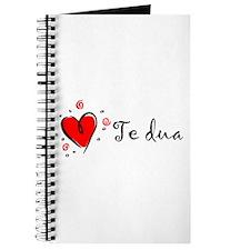 """I Love You"" [Albanian1] Journal"