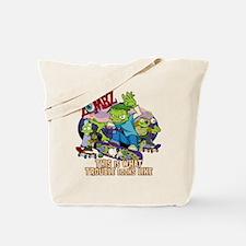 zombz_all_trouble_tshirt-01 Tote Bag