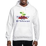 Happy Tu B'Shvat Hooded Sweatshirt