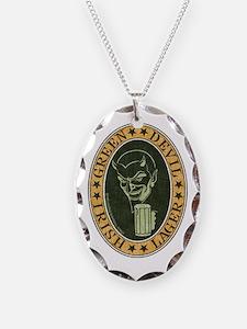 green-devil-ale-T Necklace