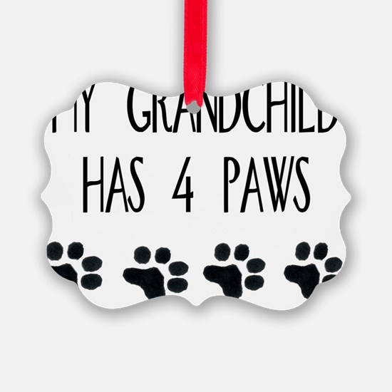 paws Ornament