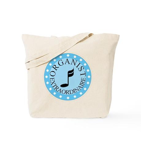 Organist Extraordinaire Tote Bag