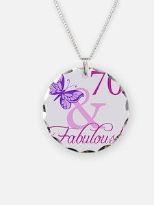 Fabulous_Plumb70 Necklace Circle Charm