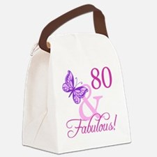 Fabulous_Plumb80 Canvas Lunch Bag