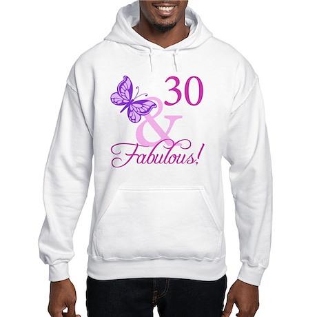 Fabulous_Plumb30 Hooded Sweatshirt